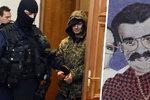 Poprava mafiánského bosse Běly: Obviněným bodyguardům hrozí za vraždu 15 let