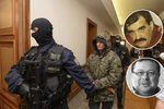 Bodyguard Šrytr tvrdil novináři Kmentovi: Nejsem vrah ani násilník!