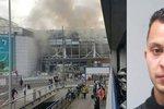 Na útocích v Bruselu se měl podílet i Salah Abdeslam! Podle tajných služeb teror souvisí s Paříží