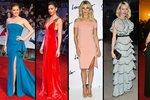 Nej outfity uplynulého týdne: Ceny Thálie a Naomi Watts ve volánech