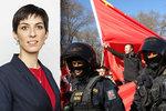 Agresivní vítače Chovanec jen tak nesetřese: Poslankyně chce vysvětlení zásahu
