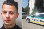 Terorista Abdeslam pobýval na Slovensku: Tři týdny žil v Nitře u příbuzného
