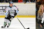 Manželka Romana Vojtka rok poté, co ji těhotnou opustil: Má milence hokejistu!