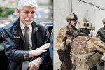 Generál Pavel: Terorismus je hlavní hrozbou. Ale střet s Rusy by byl fatální