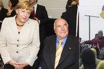Evropa nemůže pojmout miliony uprchlíků, varuje Kohl a přijme kritika Merkelové