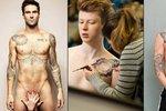 Proměny v show Tvoje tvář má známý hlas: Jak se měnil Mišík v potetovaného zpěváka z Maroon 5?