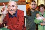 Vnuk Lubomíra Lipského (†92): Mám pocit, že si děda jen odskočil