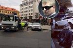 Kazmovi odtáhli auto s SPZ na přání: Aspoň si můžu dát pivko, vytahoval se na Facebooku