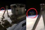 UFO u Mezinárodní vesmírné stanice? NASA vypnula živý přenos, konspirátoři mají jasno