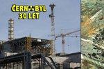 Je to přesně 30 let od výbuchu Černobylu. Podívejte se na video z elektrárny
