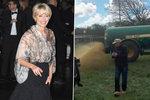 Oscarovou herečku pokropili hnojem: Protestovala s Greenpeace