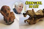 Profesor ukázal svoji sbírku hrůzy. Mutanty z Černobylu naložené v lihu