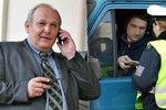 Ať bohatší řidiči platí vyšší pokuty: Huml oprášil starý nápad