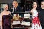 Fešák George Clooney slaví 55! V posteli měl Bridget Jones, za ženu si vzal právničku, ale nejdelší vztah měl s prasetem Maxem!