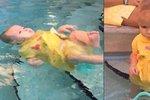 Topící se holčička děsí lidi: Matka ji nechala napospas ve vodě
