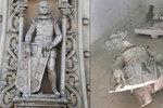 Turista kvůli selfíčku zničil vzácnou sochu: Když na ni lezl, spadla a rozbila se na kusy