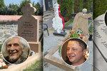 Skladatel Petr Hapka má 533 dnů po smrti konečně hrob! Co na něm trvalo tak dlouho?