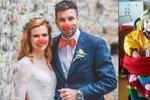 Dojemné svatební gesto Soukalové a Koukala: Místo darů chtějí peníze pro nemocného Péťu (4)!