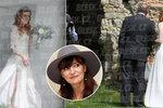 Návrhářka Rajská o svatebních šatech Soukalové: Měla jedinou podmínku!