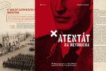 Recenze: Atentát na Heydricha. Co napsali do poslední vůle Kubiš a Gabčík?