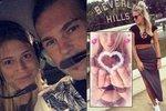 Láska nebeská! Jarda Jágr a jeho Veronika vrkali ve vrtulníku nad Las Vegas
