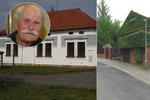 Táta Macha a Šebestové Adolf Born (†85): Zůstaly po něm i dva domy za 32 milionů!