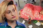 Anna Fialová v Tvoje tvář má známý hlas byla na konci sil: Usnula mezi odpadky!