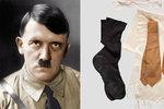 Hitlerovy ponožky můžete vydražit v aukci, jdou do ní i Göringovy boty