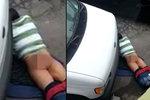Nejbizarnější video: Muž si to »rozdával« se silnicí! Zaujatě ho sledoval kamarád