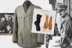 Tajná aukce osobních věcí nacistů: Hitlerovy fusekle za půl mega, Göringovy spoďáry za 81 tisíc!