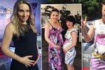 Kdo má větší? Moderátorky Novy si poměřovaly těhotenská bříška!
