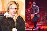 Drogami poznamenaný Michal Penk neustál návrat na pódium: Při koncertu Lucie byl mimo a pletl text