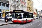 Klimatizaci má v Praze málo autobusů. Nově zakoupené ji budou mít všechny