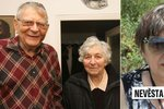 Tuto ženu si chce vzít Jan Skopeček (90): Budeš se mnou spinkat, ptal se herec Bohunky