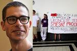 Rus, který měl ohrožovat Stropnického: Za posprejovanou věznici vyhoštěn nebude
