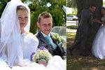 Ženatý bigamista oklamal Češku Moniku a vzal si ji za další ženu. První manželka ho ale odhalila