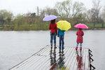 Letní počasí dává Česku sbohem: Žene se na nás studená fronta