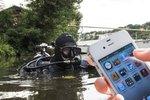 Potápěči městské policie loví z Vltavy i telefony: Na kolik vás vyjde jeden ponor?