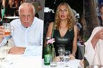 Boháči na tenise: Klaus, Partyšová, Štefánková vyměnili rakety za pivo a víno!