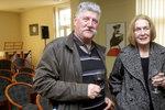 Zemřel básník Jaroslav Holoubek (†70): Podlehl zranění hlavy!