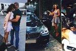 Faltýnová dostala před třemi dny fáro za 3 miliony: Už je nabourané