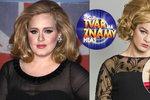 Hvězda Tváře David Kraus: Živí se jako Adele! A budí se hrůzou...