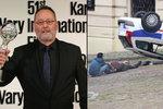 Kdo je český Jean Reno? Natáčení filmu Adventurers s francouzskou hvězdou v Praze