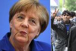 U Merkelové v koalici to vře. Kancléřka dál odmítá strop pro uprchlíky