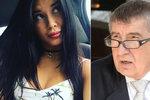 Vyhodila bych Babiše, říká pornohvězda Lady Dee po ohlášení kandidatury za KDU-ČSL