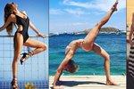 Vystopovali jsme slavné na dovolených: Krásky táhly Chorvatskem!