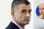 Ukrajina stahuje z Prahy velvyslance kvůli skandálu. Lobboval za svobodu Fajáda