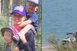 Matka zachránila syna před utonutím, sama během toho zemřela