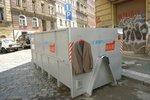 V Letňanech přistaví mobilní kontejner. V sobotu sem můžete zavézt odpad