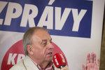 Jihočeský lídr KSČM Petr Braný byl pohraničník. Střílel na uprchlíky?